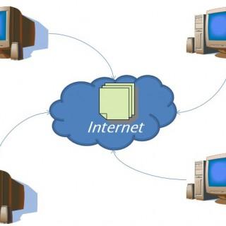 condivisione di file su internet